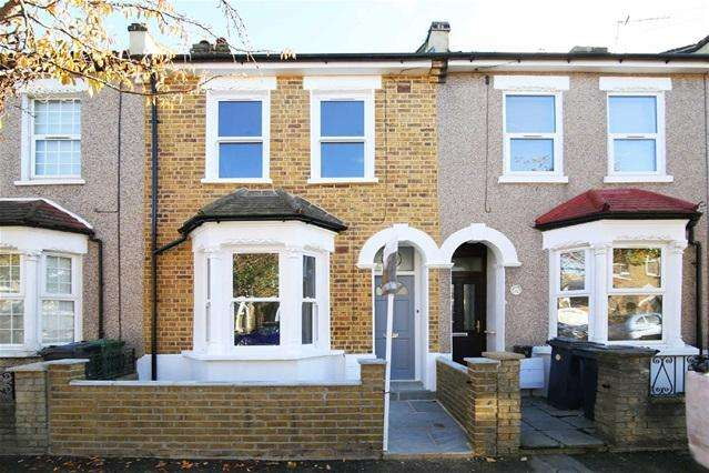 4 Bedrooms Terraced House for sale in Oakdale Road, Leytonstone