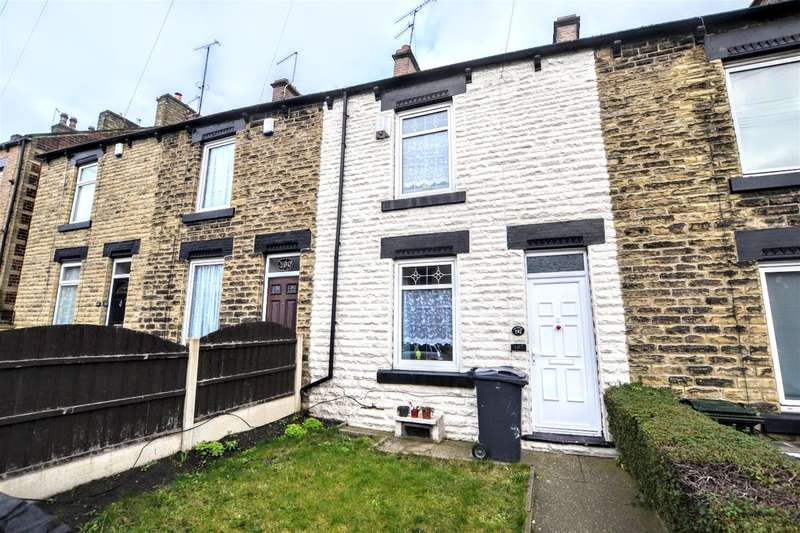 3 Bedrooms Terraced House for sale in Doncaster Road, Barnsley, S70 1UH