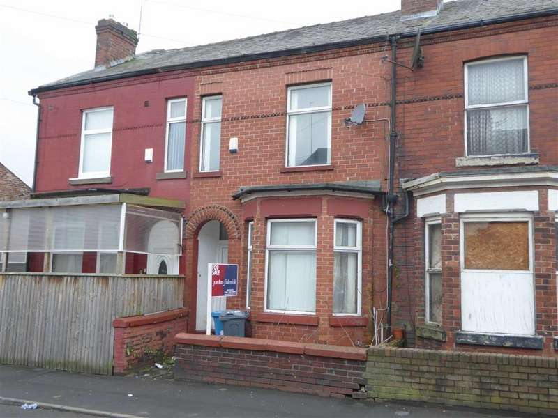 3 Bedrooms Terraced House for sale in Woodland Avenue, Gorton, Manchester