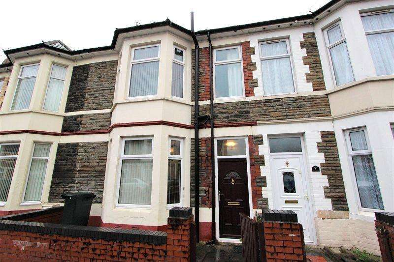 3 Bedrooms Terraced House for sale in Llanwern Street, Newport, Newport. NP19 0BZ