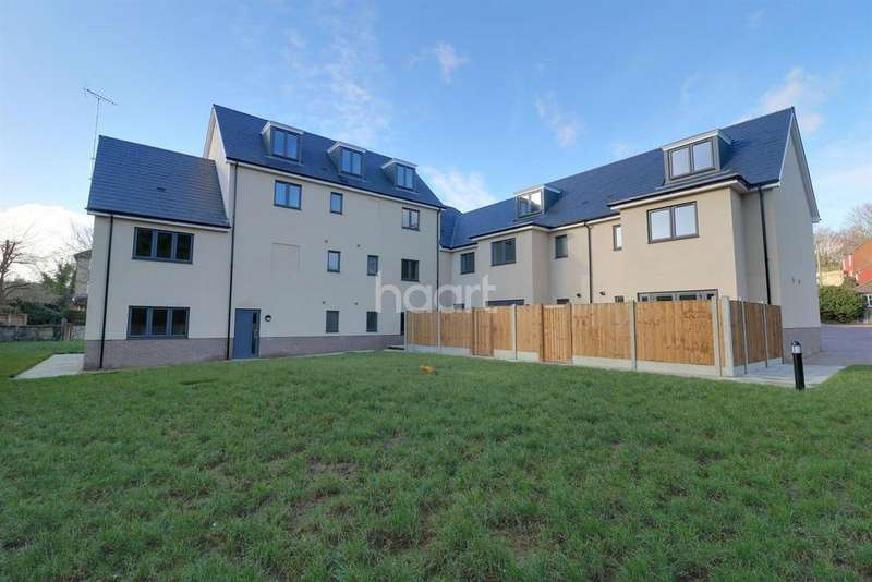 3 Bedrooms Flat for sale in Priory Street, Colchester, CO1 2QA