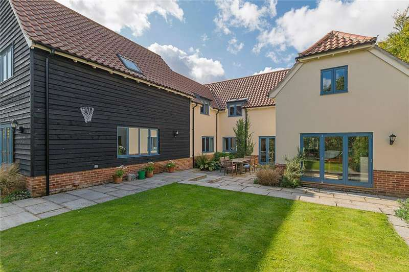 5 Bedrooms Detached House for sale in Church Street, Thriplow, Royston, Hertfordshire, SG8
