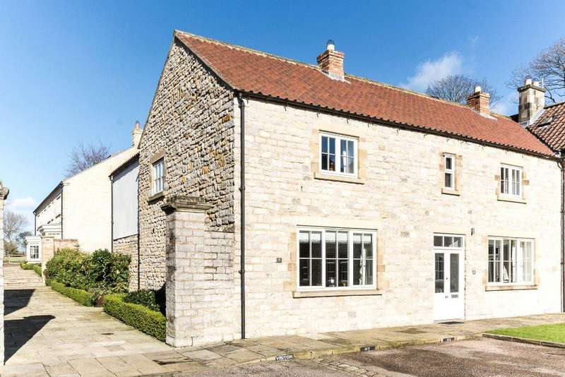 3 Bedrooms End Of Terrace House for sale in Kirkdale Manor, Highfield Lane, Nawton, York, YO62