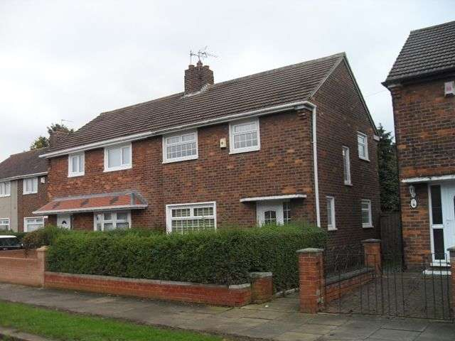 3 Bedrooms Semi Detached House for rent in Kildwick Grove, Park End, Middlesbrough, TS3 7SD