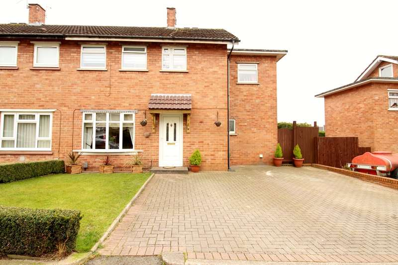3 Bedrooms Semi Detached House for sale in St Julians Road, Newport, NP19