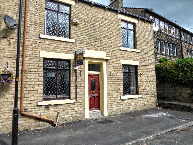 2 Bedrooms Semi Detached House for sale in Charles Lane, Milnrow, Rochdale, Greater Manchester, OL16