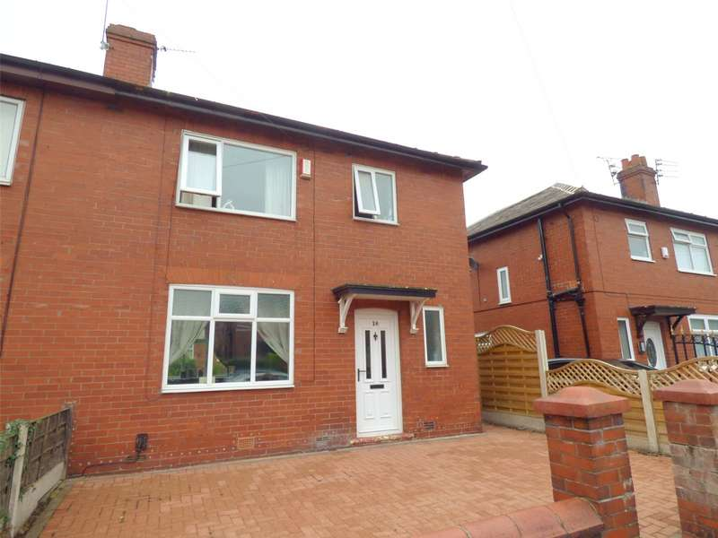 3 Bedrooms Semi Detached House for sale in Halliwell Avenue, Hathershaw, Oldham, Greater Manchester, OL8