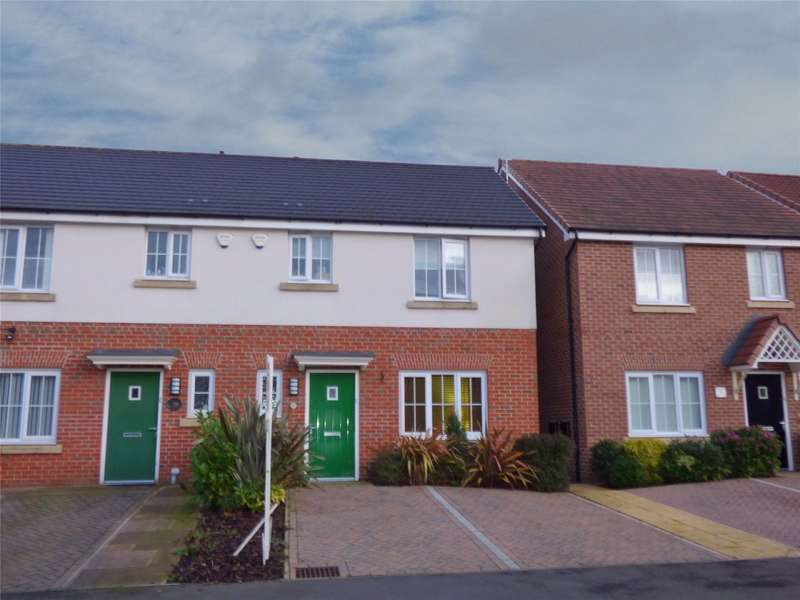 3 Bedrooms Semi Detached House for sale in Trippear Way, Heywood, Greater Manchester, OL10