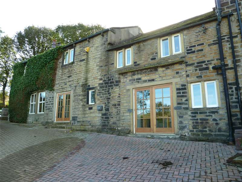 2 Bedrooms Terraced House for sale in Old Bank Bottom, Marsden, Huddersfield, HD7