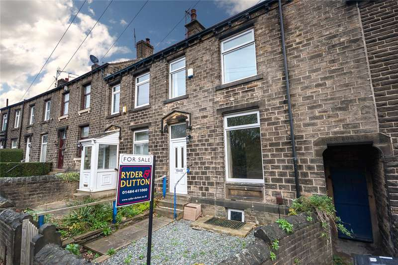 2 Bedrooms Terraced House for sale in Taylor Hill Road, Huddersfield, West Yorkshire, HD4