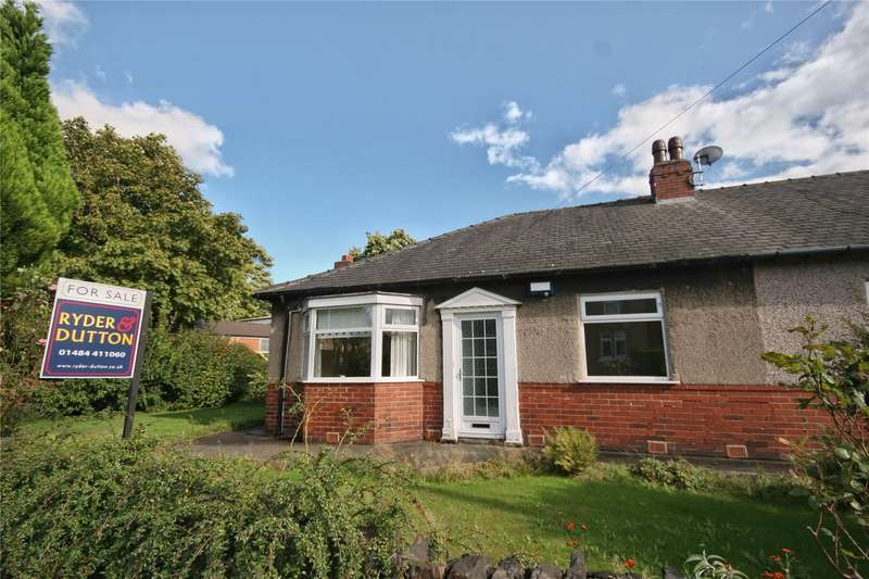 2 Bedrooms Semi Detached Bungalow for sale in Newsome Road South, Newsome, HUDDERSFIELD, West Yorkshire, HD4