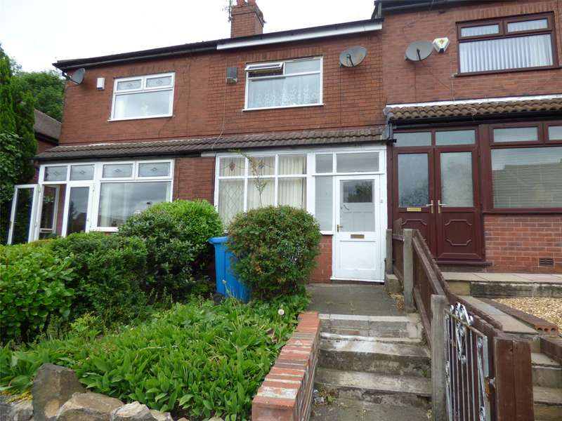 2 Bedrooms Terraced House for sale in Block Lane, Chadderton, Oldham, Greater Manchester, OL9