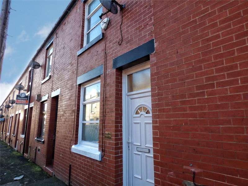 2 Bedrooms Terraced House for sale in Rugby Road, Rochdale, Lancashire, OL12