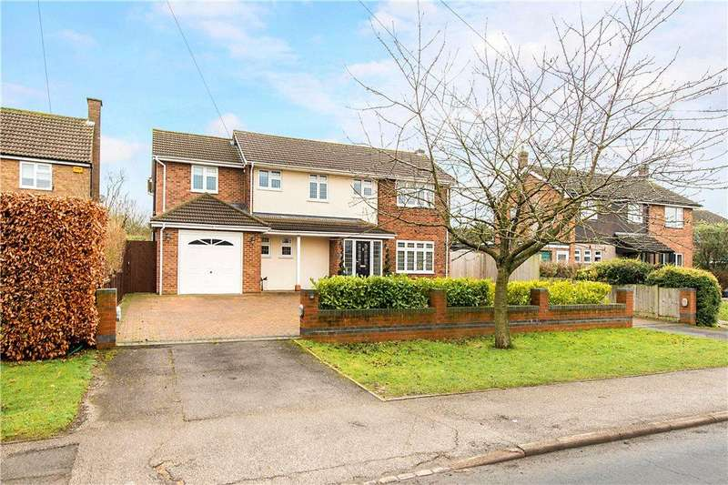4 Bedrooms Detached House for rent in King Edward Avenue, Aylesbury, Buckinghamshire