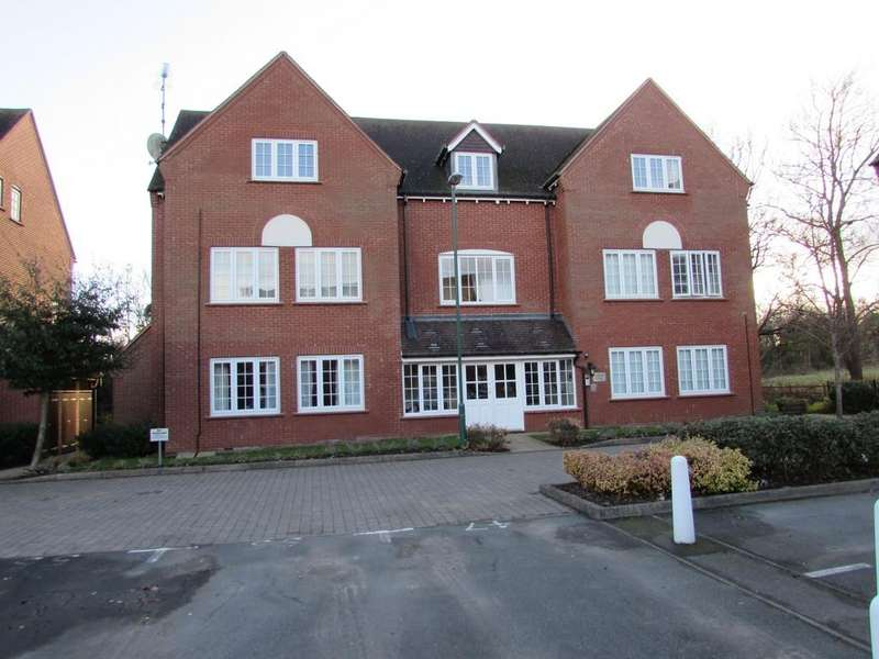 2 Bedrooms Apartment Flat for sale in Foxley Drive, Catherine-de-barnes