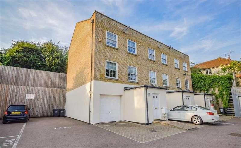 4 Bedrooms End Of Terrace House for sale in Hertingfordbury Road, Hertford, SG14