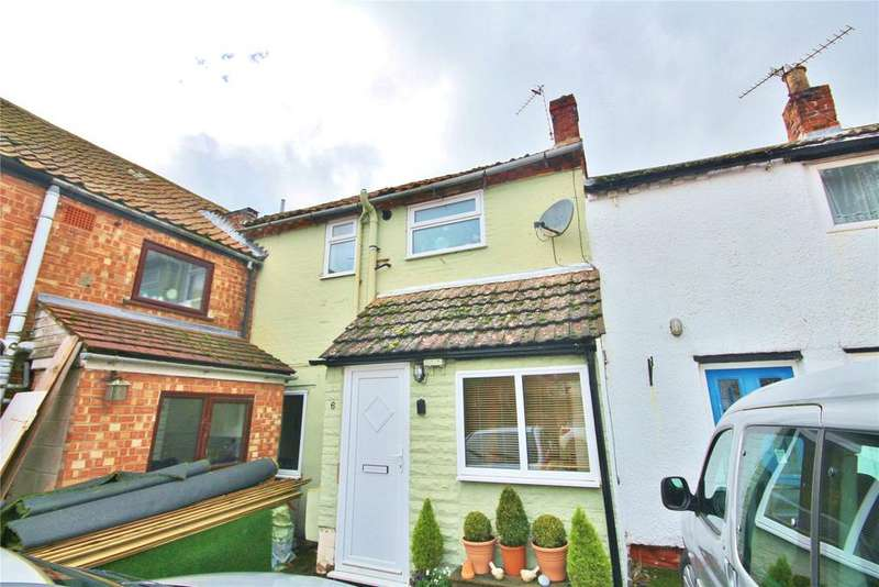 2 Bedrooms Terraced House for sale in Pond Street, Great Gonerby, NG31