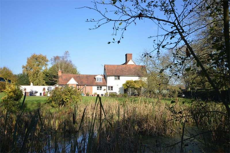 5 Bedrooms Detached House for sale in Tilehouse Farm, Birds Green, Fyfield, Ongar