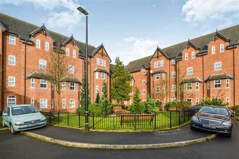 2 Bedrooms Apartment Flat for sale in New Copper Moss, Altrincham, Cheshire, WA15