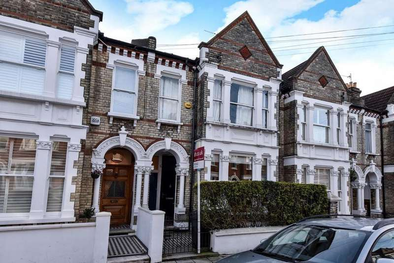 2 Bedrooms Flat for sale in Kingscourt Road, Streatham