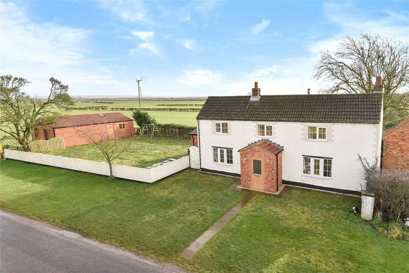 4 Bedrooms Detached House for sale in Brandywharf Road, Waddingham, DN21