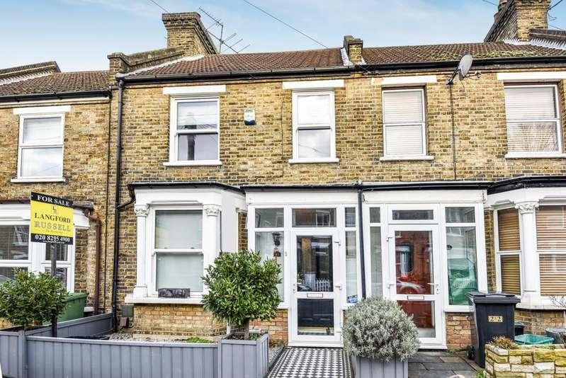 3 Bedrooms Terraced House for sale in Camden Grove Chislehurst BR7