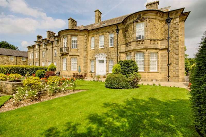 2 Bedrooms Apartment Flat for sale in Gargrave House, Gargrave, Near Skipton, North Yorkshire, BD23
