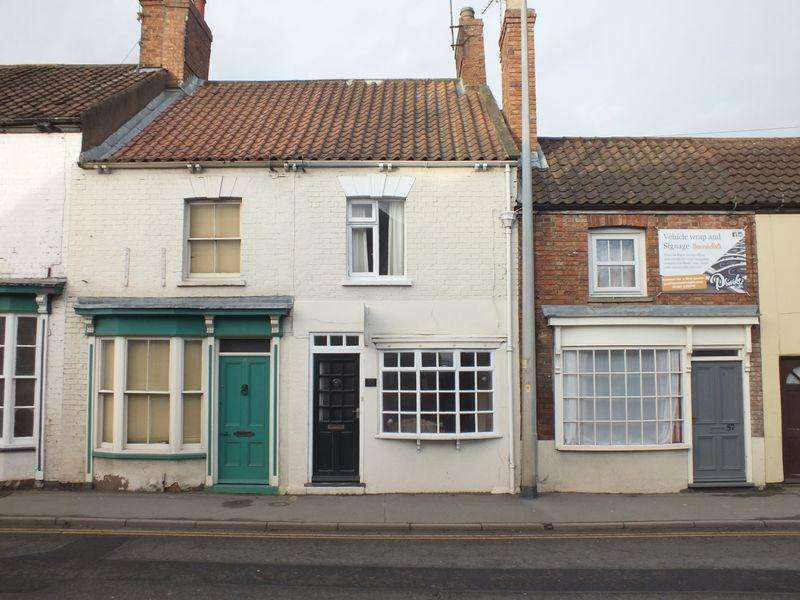 2 Bedrooms Terraced House for sale in East Street, Horncastle