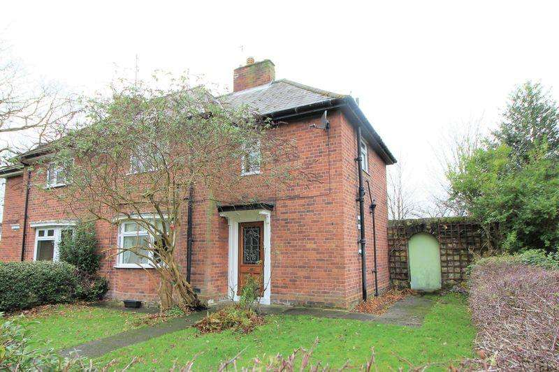 3 Bedrooms Semi Detached House for sale in Church Road, Bebington