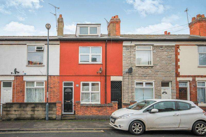 3 Bedrooms Town House for sale in GROSVENOR STREET, ALLENTON
