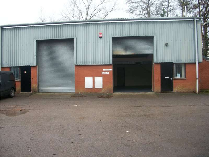 Office Commercial for rent in Rose Mills Industrial Estate, Ilminster, Somerset, TA19