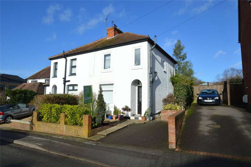2 Bedrooms Semi Detached House for sale in Belmont Road, Maidenhead, Berkshire, SL6