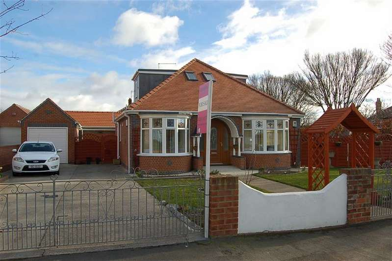 2 Bedrooms Detached Bungalow for sale in Fortyfoot, Bridlington, East Yorkshire, YO16