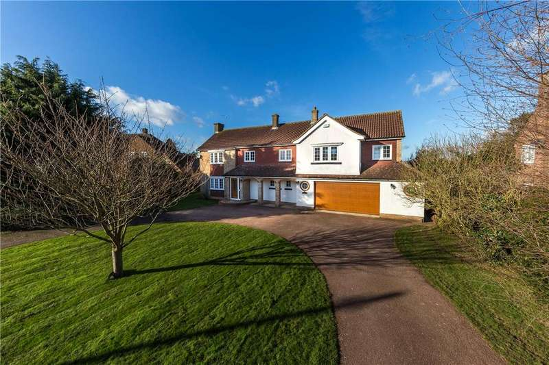 4 Bedrooms Detached House for sale in Spring Road, Harpenden, Hertfordshire