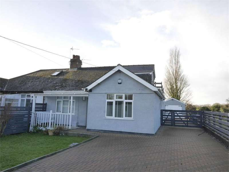 4 Bedrooms Detached Bungalow for rent in Cross Common Road, Dinas Powys