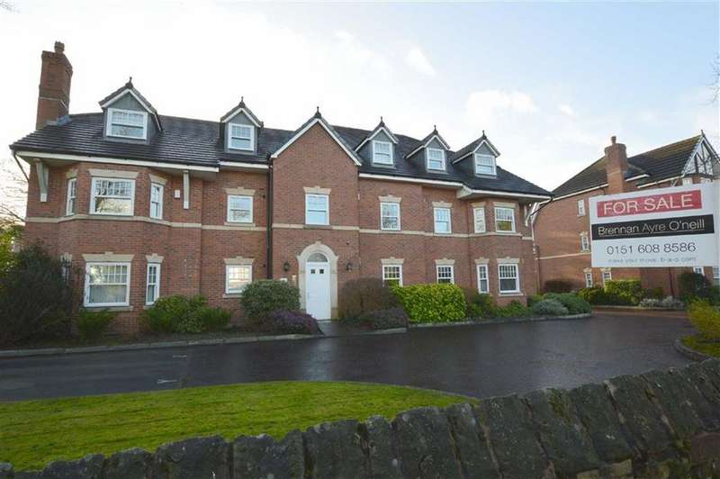 2 Bedrooms Apartment Flat for sale in The Links, Howbeck Road, Oxton, CH43