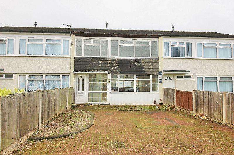 3 Bedrooms Town House for sale in Johnson Road, Wednesbury