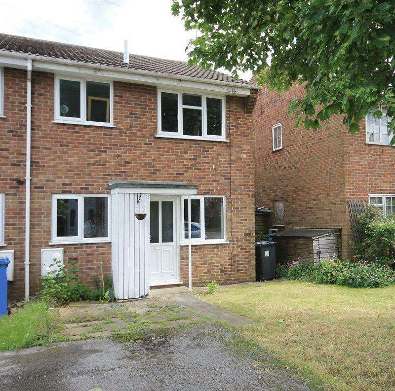 1 Bedroom End Of Terrace House for sale in LOCKINGTON CLOSE, CHELLASTON