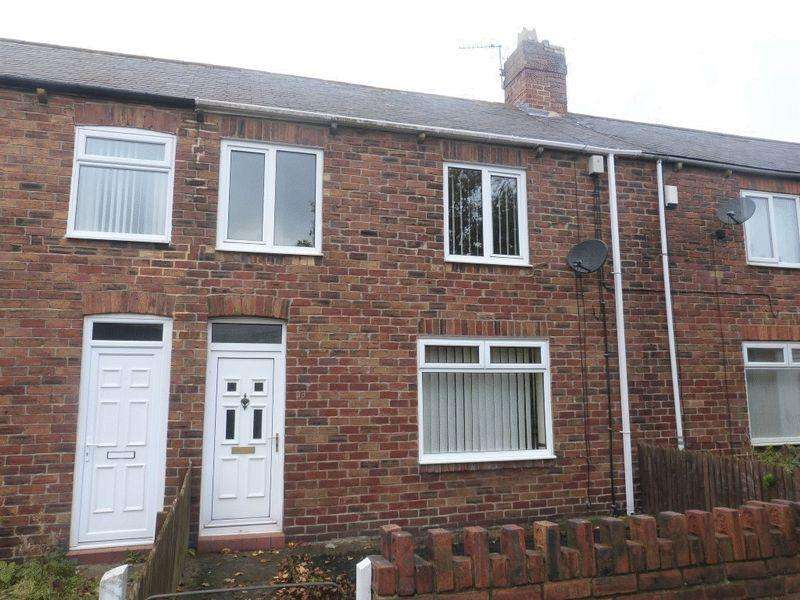 3 Bedrooms Terraced House for sale in Richardson Street, Ashington, Three Bedroom Terraced House
