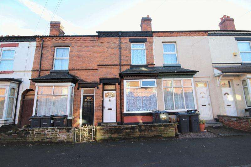 2 Bedrooms Terraced House for rent in Albert Road, Birmingham