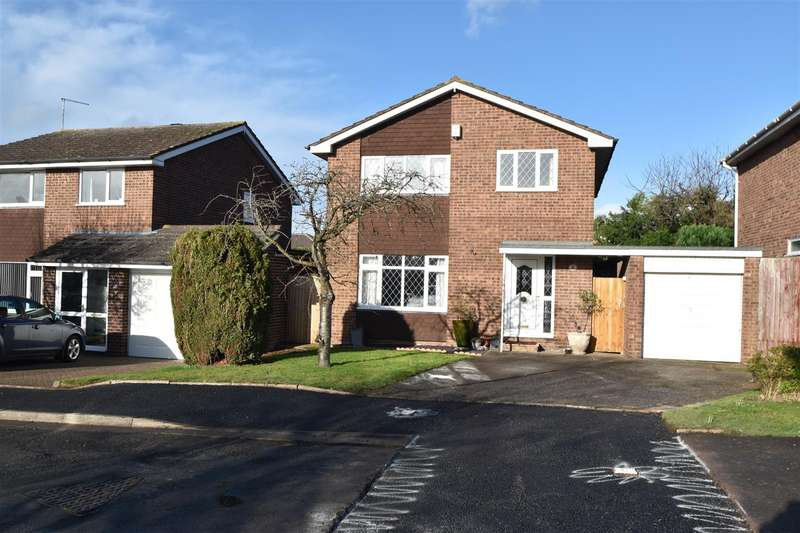 4 Bedrooms Detached House for sale in Percheron Way, Droitwich