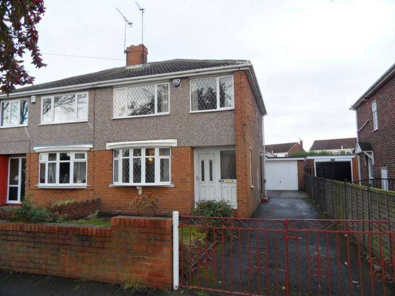 3 Bedrooms Semi Detached House for rent in Kendal Drive, Castleford