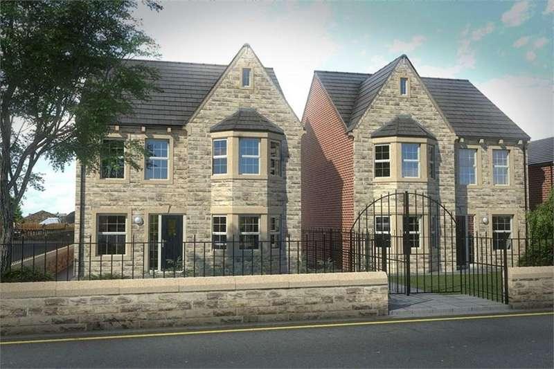 4 Bedrooms Detached House for sale in Moor Lane, Birkenshaw, Bradford