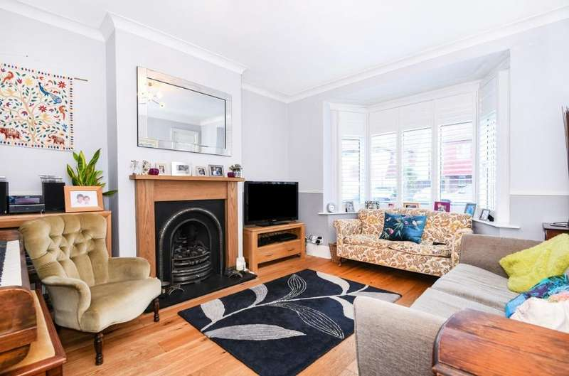 5 Bedrooms Semi Detached House for sale in St Keyna Avenue Hove East Sussex BN3