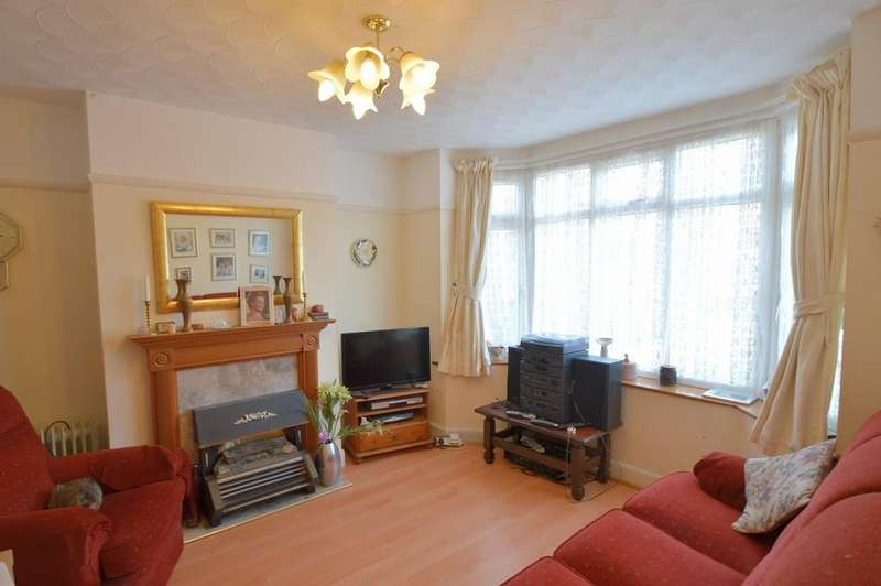 3 Bedrooms Semi Detached House for sale in Nelson Road, Eastleigh