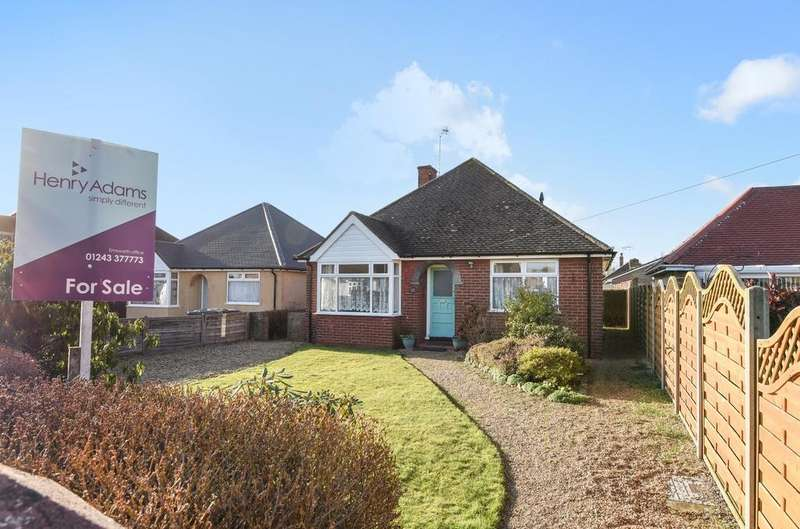 3 Bedrooms Detached Bungalow for sale in Westbourne Avenue, Emsworth, PO10