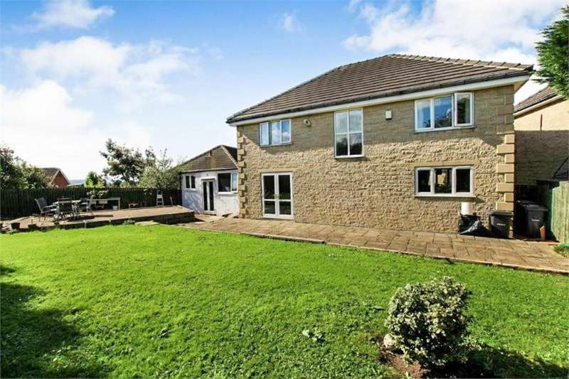5 Bedrooms Detached House for sale in Redhill Close, East Bierley, West Yorkshire