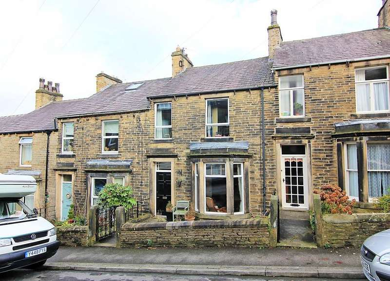 4 Bedrooms Terraced House for sale in 15 Bright Street , Skipton,