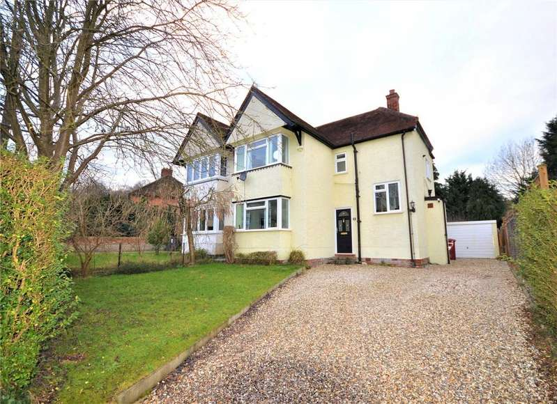 3 Bedrooms Semi Detached House for sale in Weald Rise, Tilehurst, Reading, Berkshire, RG30