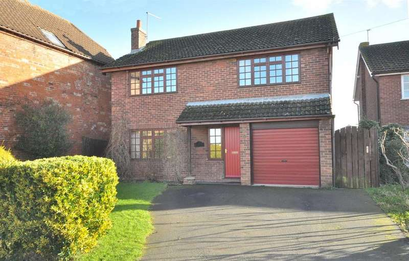 5 Bedrooms Detached House for sale in The Green, Barkestone, Nottingham